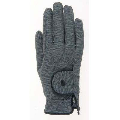 Roeckl Roeck Grip Winter Handschuhe Reithandschuhe Farbe anthrazit