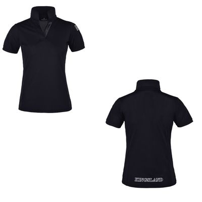 Kingsland KLandries Poloshirt CD für Damen navy Shirt FS 2020