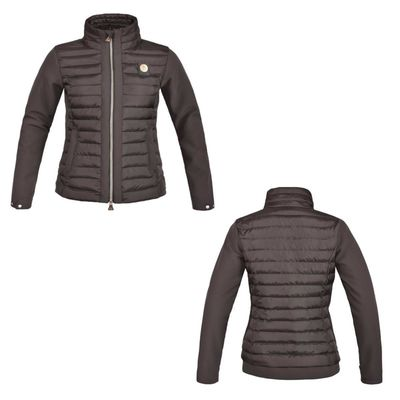 Kingsland Thermojacke KLdebbie für Damen brown licorice Jacke HW 2020/2021