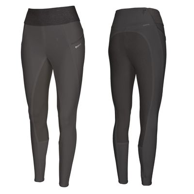 Pikeur Hanne Grip Athleisure Damen Reithose dark shadow